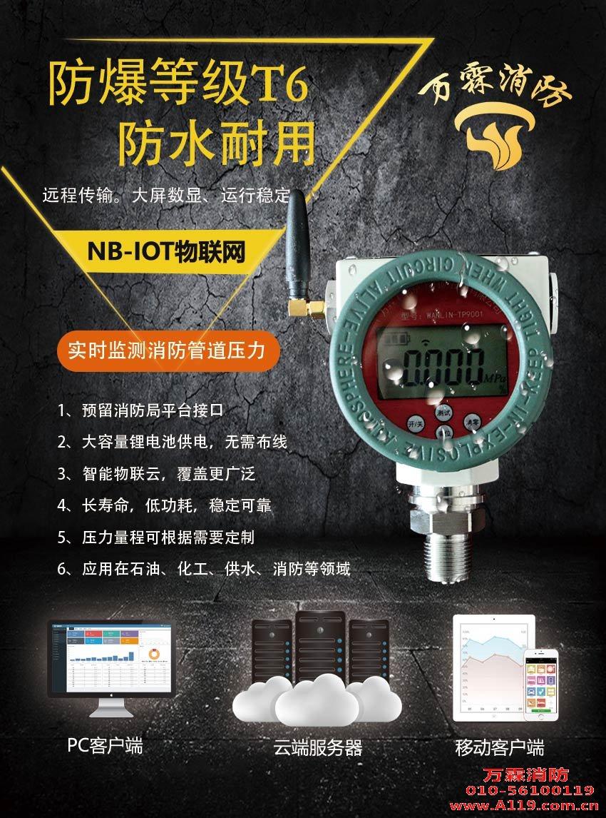万霖WANLIN-TP9001防爆